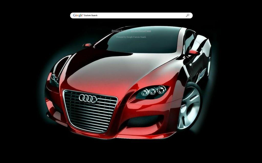 Cars Motorcycles Google Themes - Google audi car