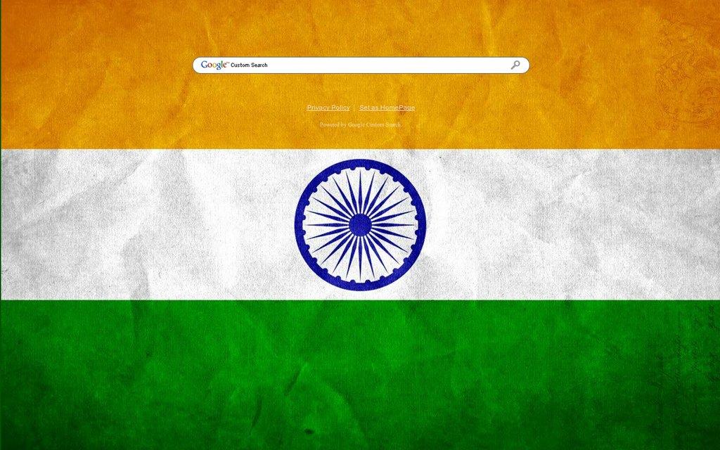 Indian Flag Theme