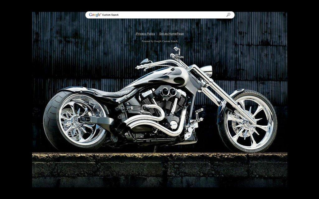 Sexy MotorBike